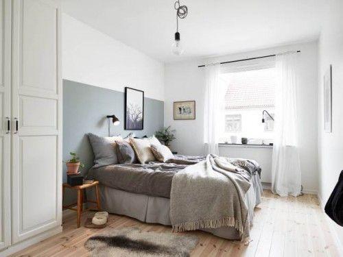 17 beste idee235n over scandinavische slaapkamer op