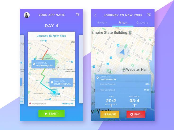 Explore the World App by purwaji santoso