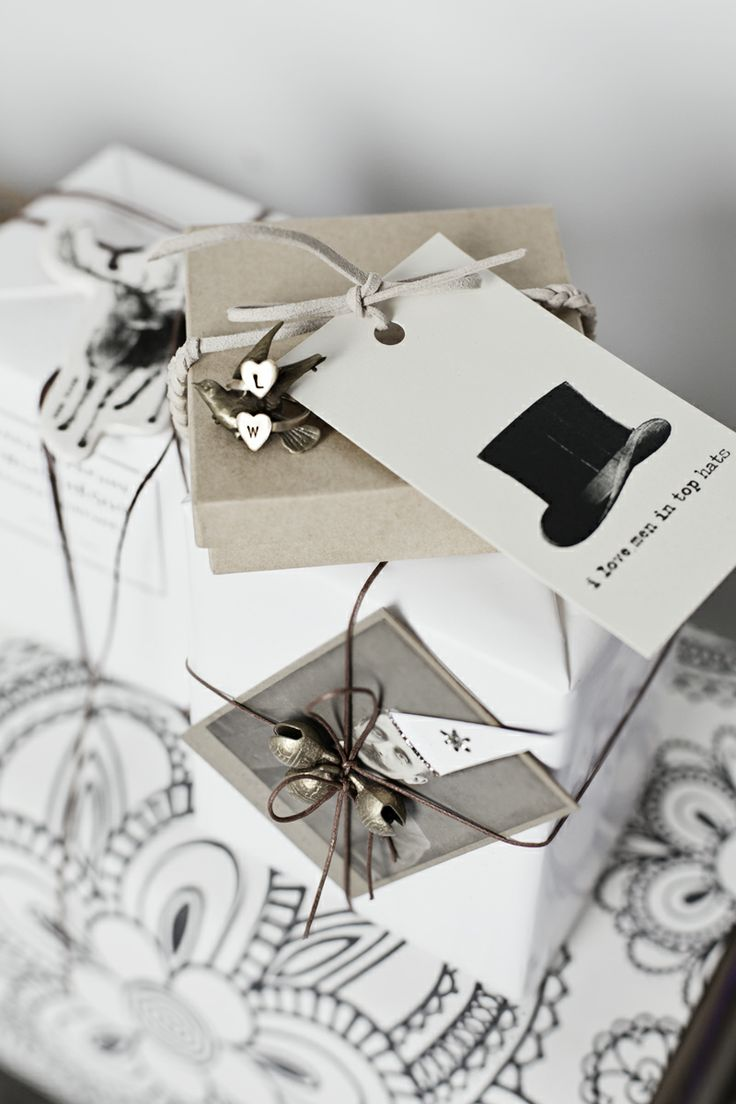 52 best gift wrap images on Pinterest | Gift boxes, Wrapping and ...
