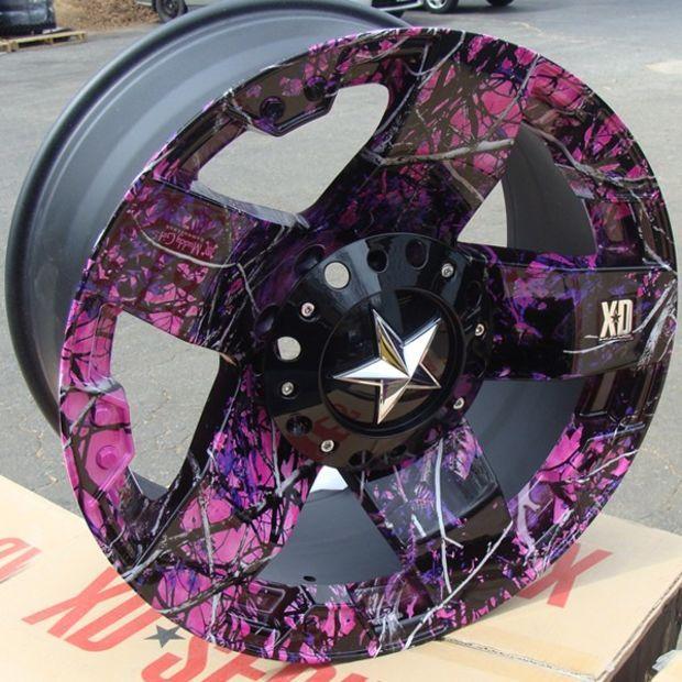17x8 xd rockstar camo muddy girl xd77578043335camgirl cars pinterest. Black Bedroom Furniture Sets. Home Design Ideas