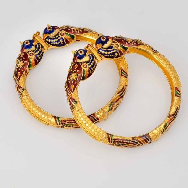 jewellery   gold   bangles_kangans   goth
