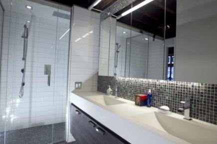 65 best salle de bain images on pinterest bathroom soaking tubs and bathtubs. Black Bedroom Furniture Sets. Home Design Ideas