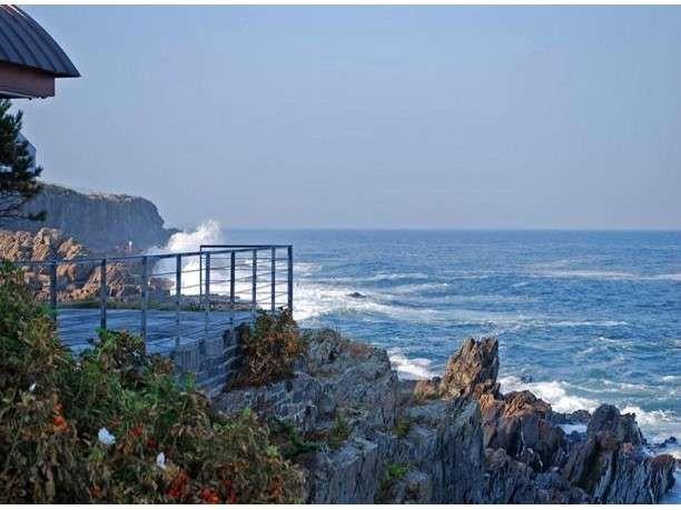 Case al mare - Casa nel Maine fronte oceano Atlantico