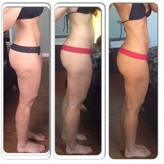 4 weeks of hard work! Really awesome progress and inspiration! Starting this tomorrow!