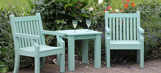 All Weather Garden Benches No more maintenance required. Composite benches and love seats. Feels like wood, without the work!                      About Composite Materials   Composite garden furniture looks and feels like wood, but is made from compressed plastics that... https://www.gardenfurnitureuk.co.uk/all-weather-benches/