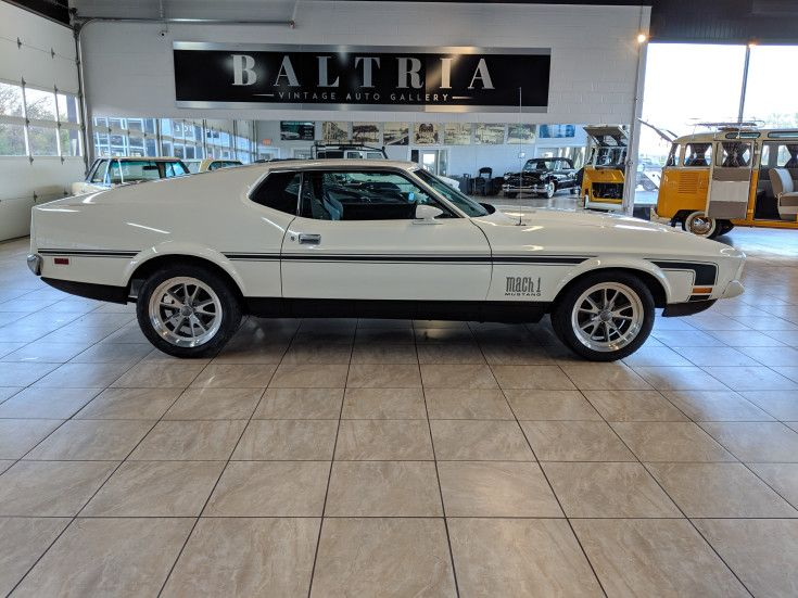 1971 Ford Mustang Mach 1 Coupe For Sale Near Saint Charles Illinois 60174 Classics On Autotrader Ford Mustang 1971 Ford Mustang Mustang
