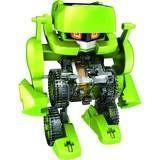 OWI - 4 in 1 Transforming Solar Robot Kit - Green