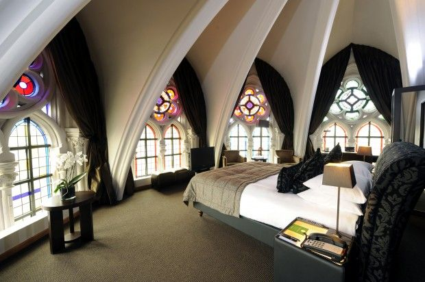 From Church to Hotel, Belgium