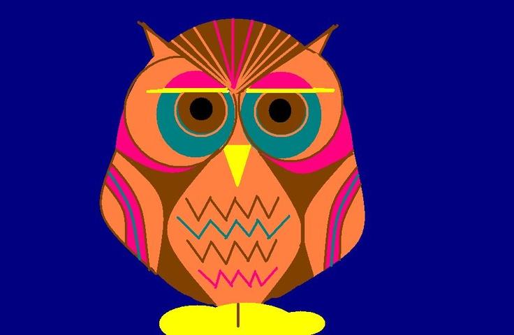 owl by Cherish of Bittersweet Lane