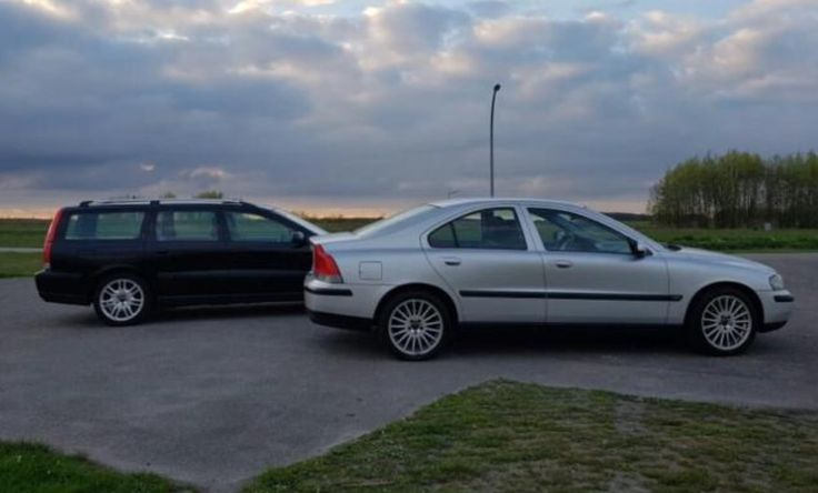 Volvo S60 2.4 (2001) & V70 T5 (2004)