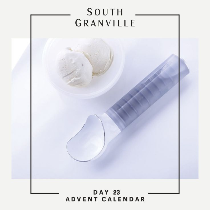 GIFTS FOR A BEAUTIFUL HOME: Ice Cream Scoop @ INDUSTRIAL REVOLUTION - 2306 Granville Street. Shop our gift guide online http://www.southgranville.org/holiday-gift-guide/ & enter the draw to win one of three $500 gift vouchers to spend a day on South Granville! #SGgifts