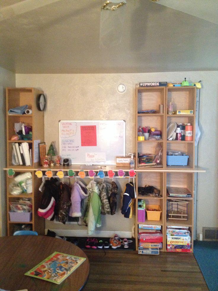 Family Day Care Room Setup Ideas