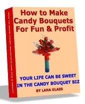 This is the most unique and fun crafting for cash idea you will find online! With this easy to follow, step-by-step illustrated guide you can create colorful candy bouquets to sell or just to impress your friends and express your creative side. So what are you waiting for? Click the link to create and cash in.