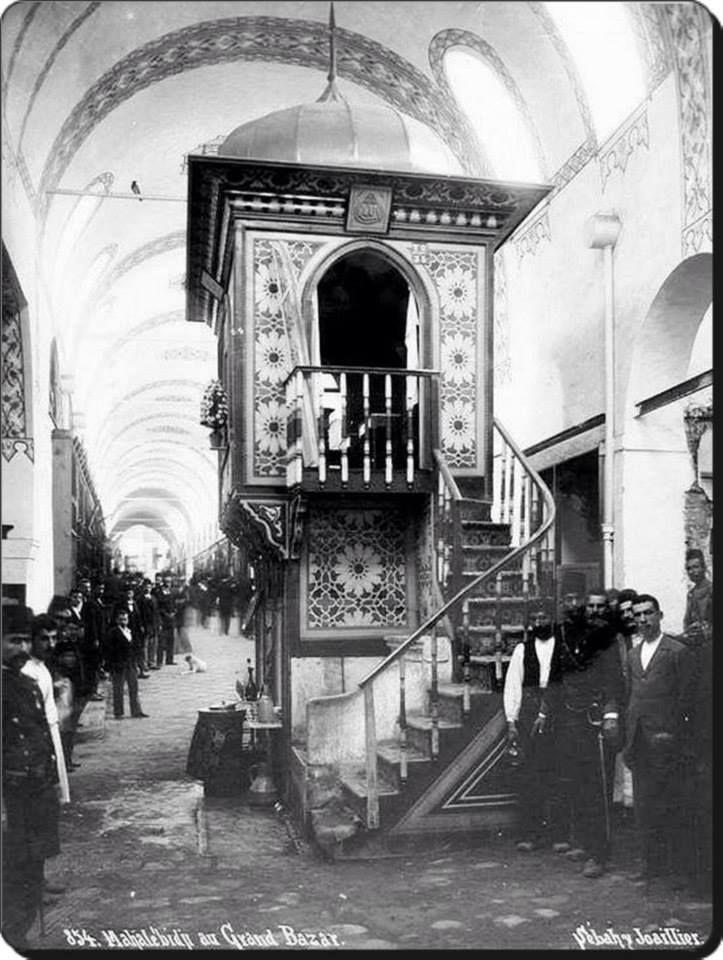 Kapalıçarşı - 1900'ler
