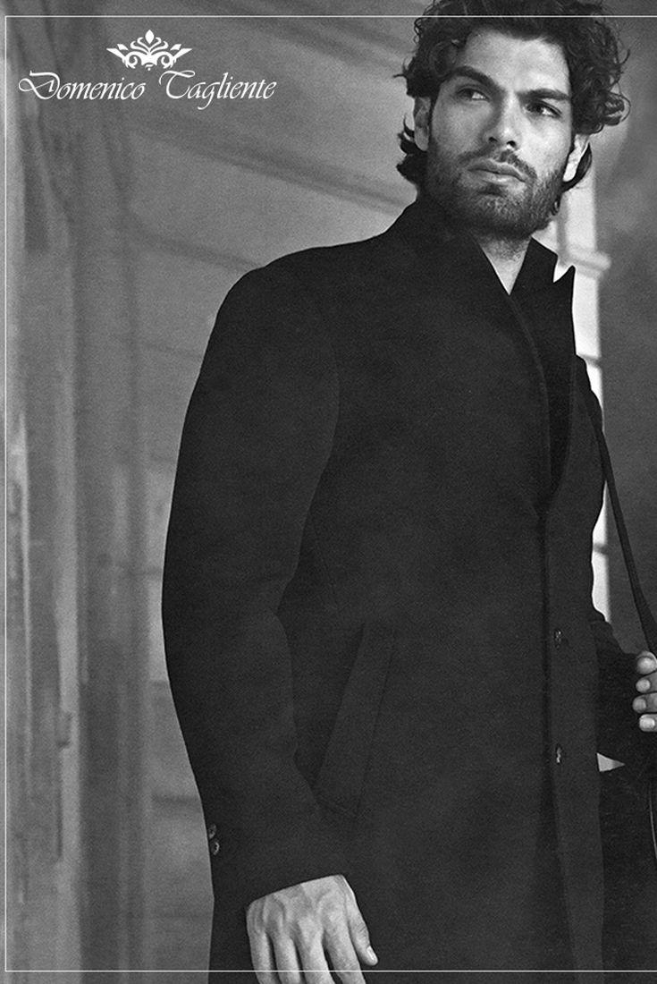 Il passo sicuro verso una meta prestabilita, lo #sguardo fisso verso i propri obiettivi e la determinazione di un #uomo che non rinuncia a vivere intensamente ogni attimo della sua esistenza.   ---Domenico Tagliente Autumn/Winter 15-16---  #domenicotagliente #design #italianstyle #collection #moda #modauomo 