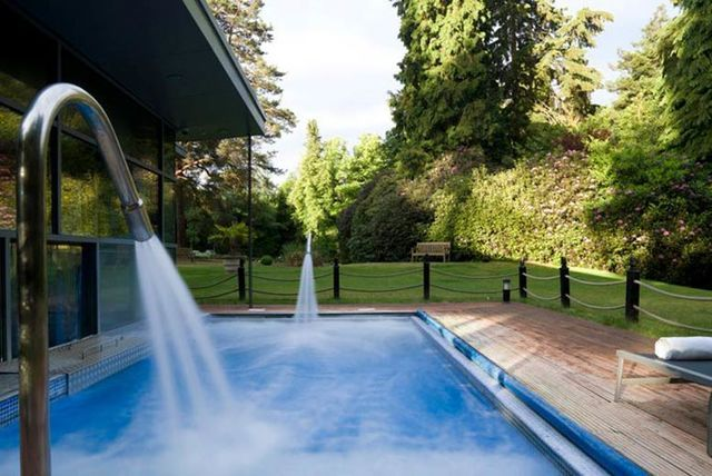 4 Macdonald Hotel Spa Day Treatments Afternoon Tea For 2 Hotel Spa Spa Day Spa