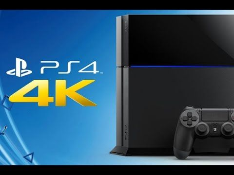 PS4 NEO Can Run Games in Native 4K 30 fps