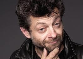 Andy Serkis - Gollum's voice!  Known for The Lord of the Rings and The Hobbit, Rise of the Planet of the Apes, The Prestige, and The Adventures of Tin Tin.