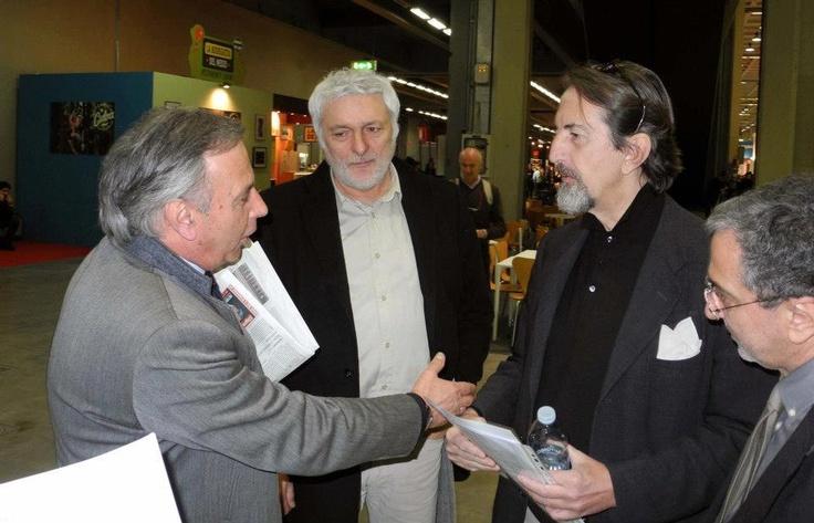 Giovanni Gastel, presidente AFIP AL PHOTOSHOW 2013