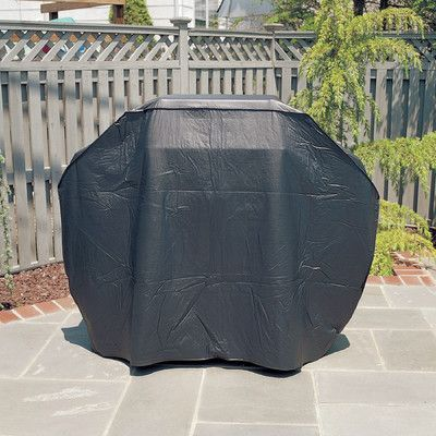 Mr. Bar-B-Q Silver Prestige Gas Grill Cover http://grillinglove.org/