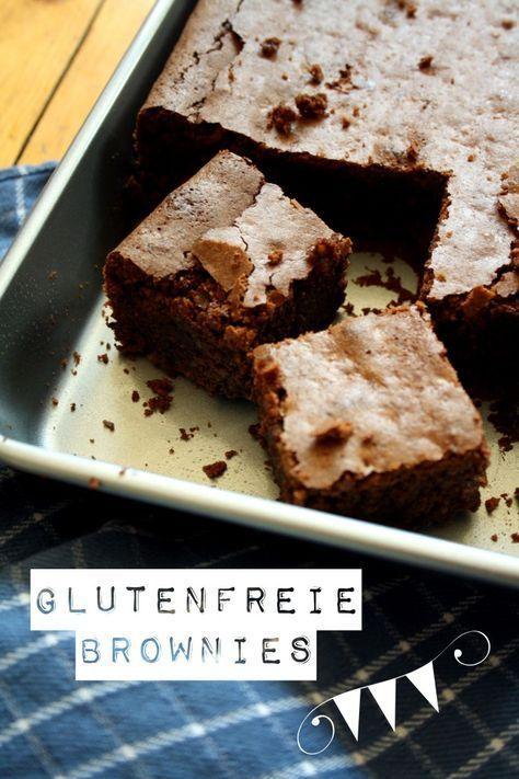 Naschen ohne Bauchweh! - Brownies glutenfrei