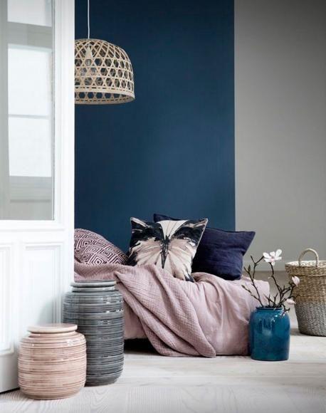 die 25+ besten ideen zu rosa schlafzimmer auf pinterest | rosa ... - Schlafzimmer Wand Rosa