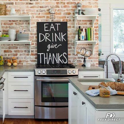 5 easy ways to remodel your kitchen for a fraction of the price, and bring on an exciting change long before Spring arrives!