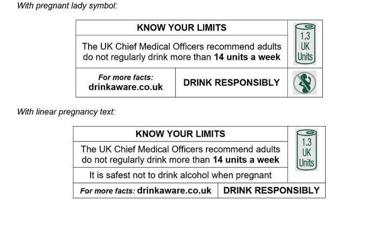 LABEL REFLECTS LATEST CHIEF MEDICAL OFFICERS' ADVICE ON ALCOHOL CONSUMPTION  London, 2017-Mar-27 — /EPR Retail News/ — British retailers have today (Mar