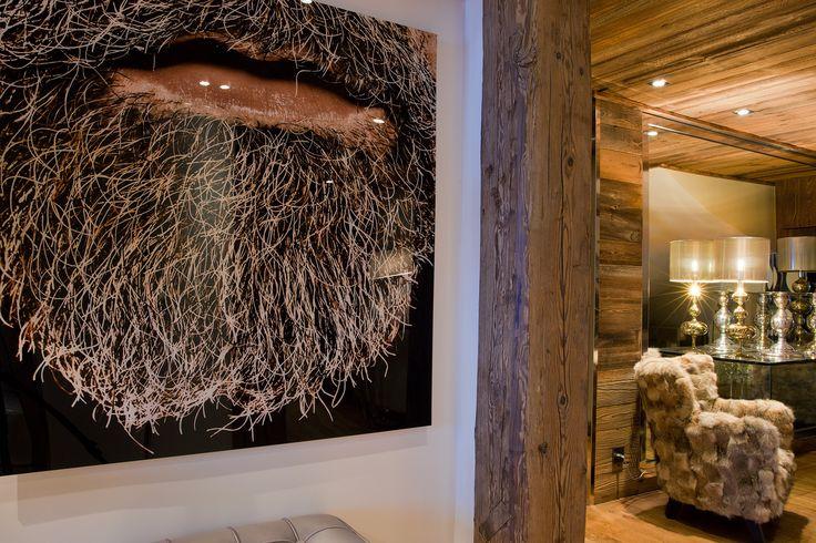 art -chalet edge -ikone -ikart -luxury chalet