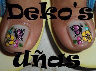 FACEBOOK deko´s uñas