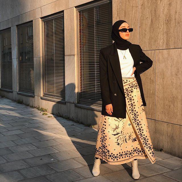 Imane Asry Fashionwithfaith Instagram Fotograflari Ve Videolari Hidzhab