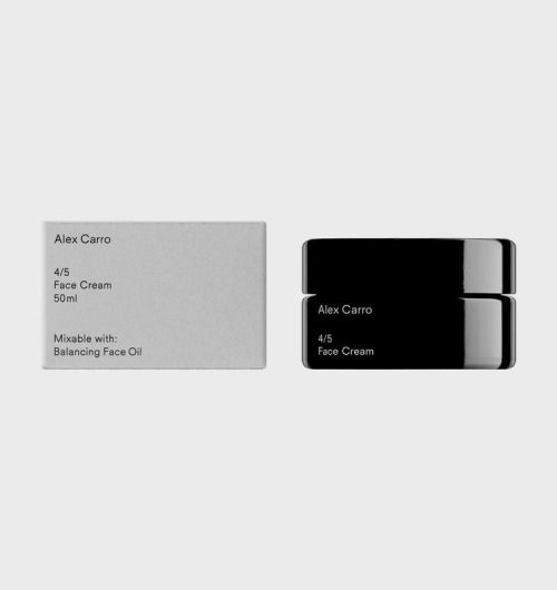 Alex Carro / Face Cream / Packaging / 2016