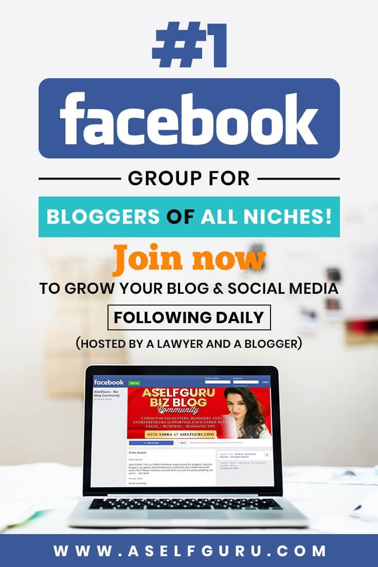 4 REASONS TO JOIN OUR FACEBOOK GROUP FOR BLOGGERS AND ENTREPRENEURS