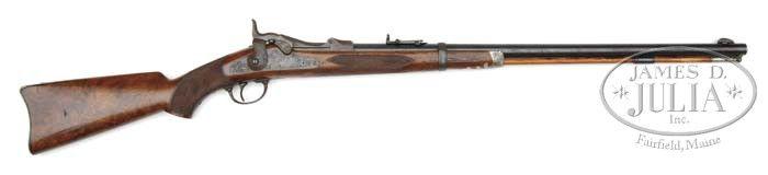 Major General John Gibbon's Springfield Trapdoor Special Officer's Model Rifle