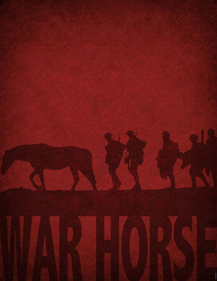 Did anybody know that in war horse they didnt have to use one whip?