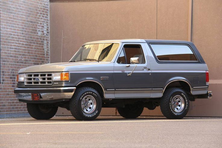 1988 Ford Bronco for sale #1970063 - Hemmings Motor News
