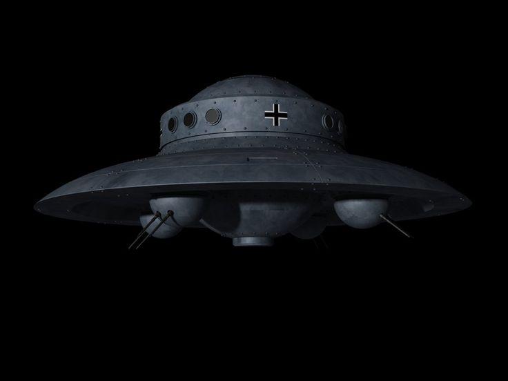 Sternglocke Haunebu Nazi UFO by metlesitsfleetyards
