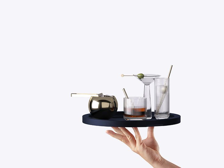 yomeus design big top barware home collection designboom