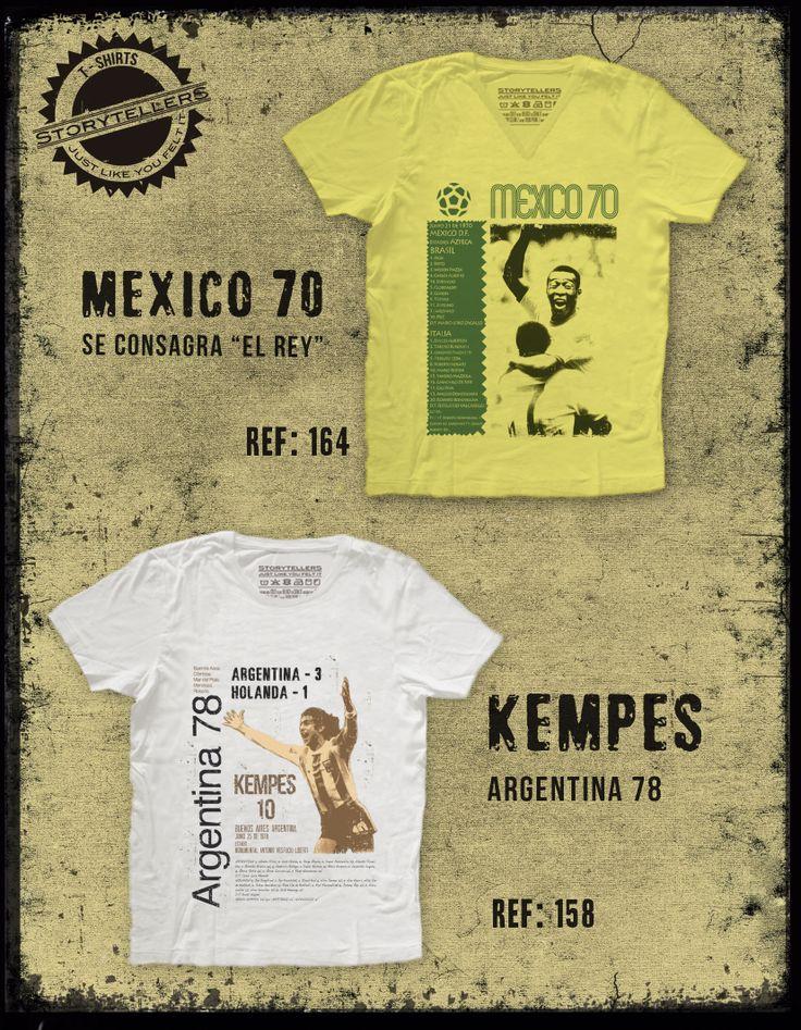 Pelé, Kempes