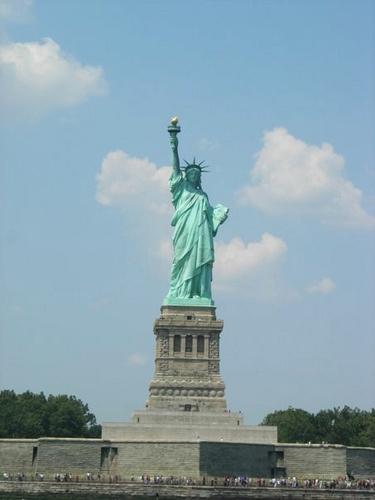 Frihetsgudinnan by Flygstolen, via Flickr #NewYork #NY #frihetsgudinnan #StatueofLiberty #USA #Travel #Resa #Resmål #New #York #NewYork #CIty #NYC #NewYorkCity