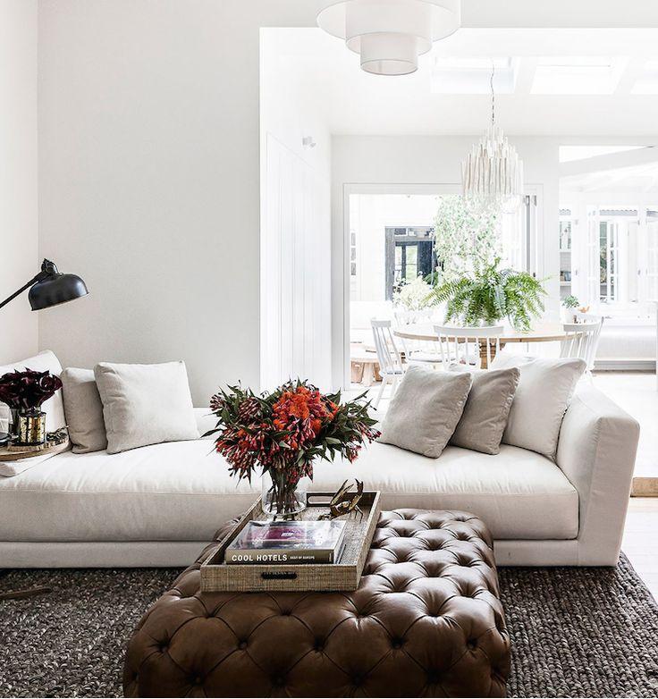 Design by interior designer & owner Darren Palmer, photos by Maree Homer, styling by Ashley Pratt for Australian House & Garden via Homes to Love