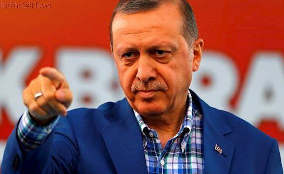 Turkey's Tayyip Erdogan to meet Donald Trump at White House in mid-May