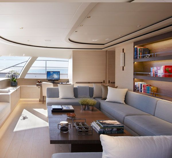 251 Best Images About Yacht Interiors On Pinterest