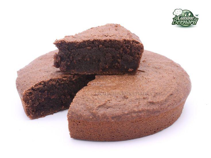 La Cuisine de Bernard : Amandier au chocolat