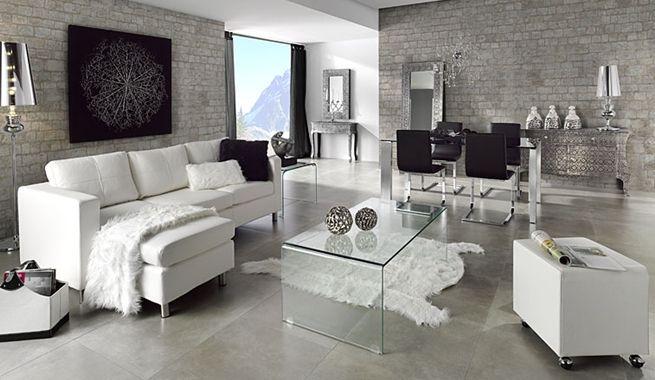 Diferentes tipos de plateado para muebles de salón