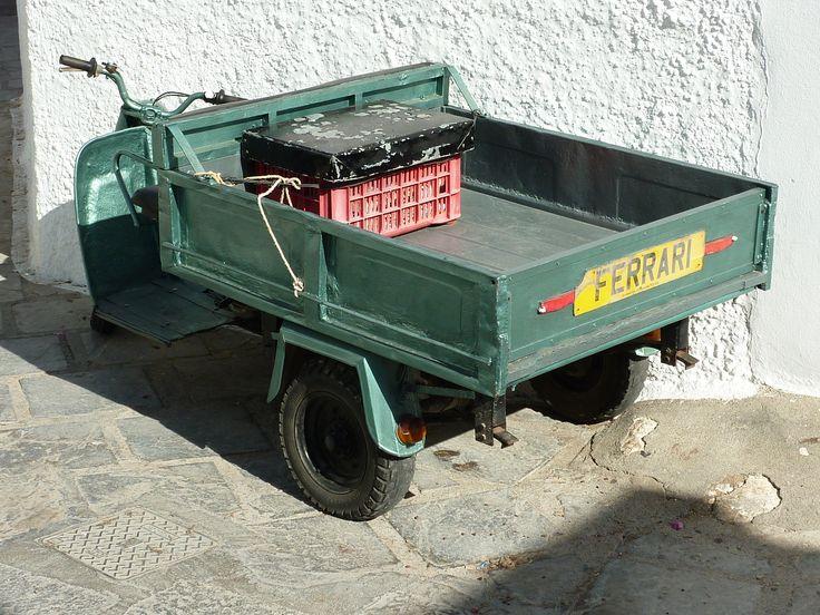 Ferrari Taxi Lindos...