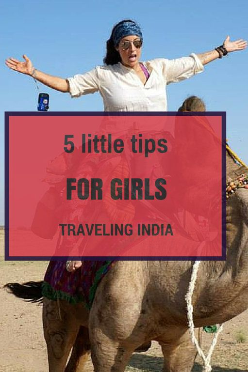 I wrote a load of tips in this article: 14 tips for solo female travel in India! Here are a few more tips and places to go to make sure as a female in India you come prepared and ready to explore with little to no hassle.