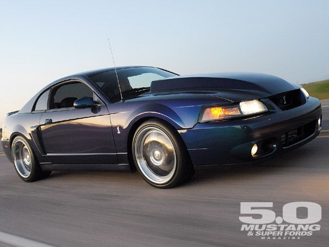 Twin-Turbo Mystichrome SVT Mustang Cobra Terminator