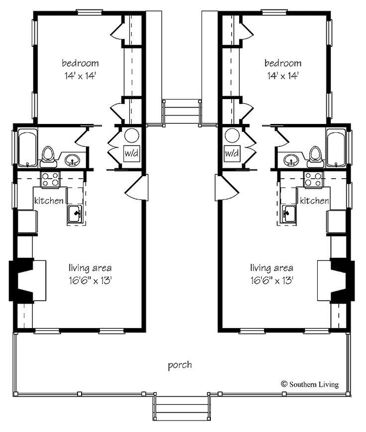 dogtrot house plans google search house floor plans