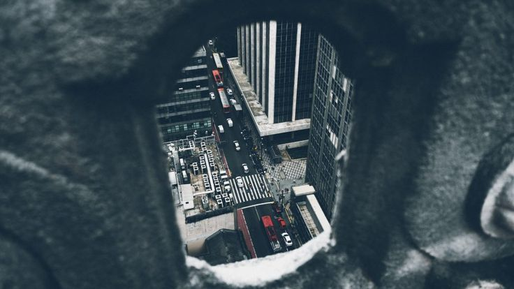 Download this free photo here www.picmelon.com #freestockphoto #freephoto #freebie /// City Streets from High Place   picmelon